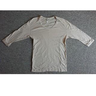 アタッチメント(ATTACHIMENT)のATTACHMENT アタッチメント 七分丈カットソー(Tシャツ/カットソー(七分/長袖))