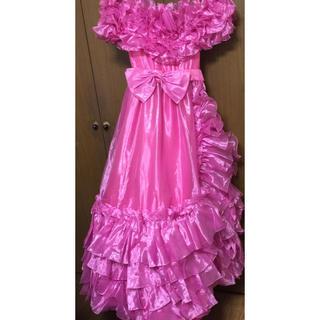 エメ(AIMER)のウエディングカラードレス演奏会豪華イベント披露宴(ウェディングドレス)
