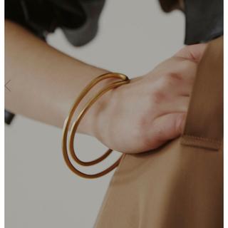 アメリヴィンテージ(Ameri VINTAGE)のアメリヴィンテージ デザインバングル 新品未使用品(ブレスレット/バングル)