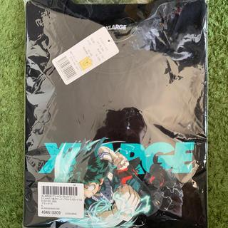 エクストララージ(XLARGE)のXLARGE × 僕のヒーローアカデミア TEE(Tシャツ/カットソー(半袖/袖なし))