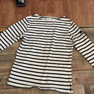 ニーム(NIMES)のNIMES 7分丈ボーダー(Tシャツ/カットソー(七分/長袖))