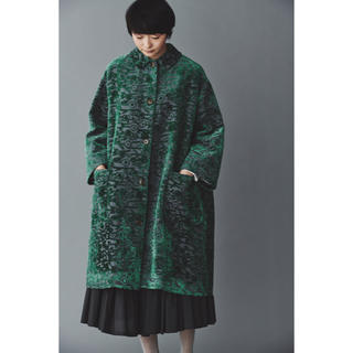 mina perhonen - 期間限定値下げ!今期完売!ミナペルホネン siesta コート 希少40サイズ!
