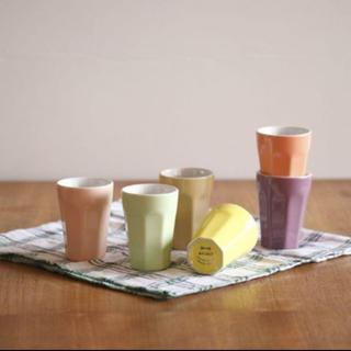 BRUNO♡セラミックカップ6個セット(グラス/カップ)