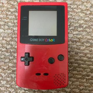 ゲームボーイ - 値下げ**Game Boy Colorとソフト3点**