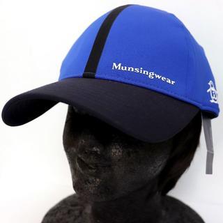 マンシングウェア(Munsingwear)の(新品)Munsing WEAR キャップ (キャップ)