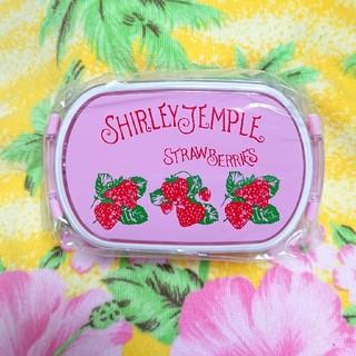 シャーリーテンプル(Shirley Temple)のシャーリーテンプル♥新品未開封♥いちごランチBOX②(その他)