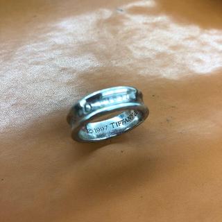 ティファニー(Tiffany & Co.)のTiffany ティファニー リング 指輪 15号 シルバー 925(リング(指輪))