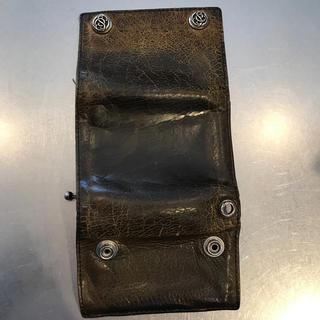 クロムハーツ(Chrome Hearts)のクロムハーツ 財布 ウォレット(折り財布)