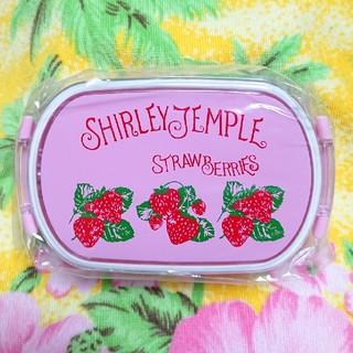 シャーリーテンプル(Shirley Temple)のシャーリーテンプル♥新品未開封♥いちごランチBOX③(その他)