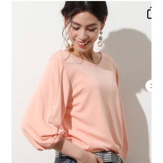 ヴィス(ViS)のVIS  Tシャツ ピンク(Tシャツ(長袖/七分))