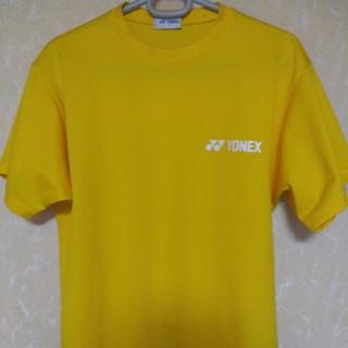 ヨネックス(YONEX)のスポーツヨネックスTシャツ男子Sサイズ2枚(黄 赤)(ウェア)