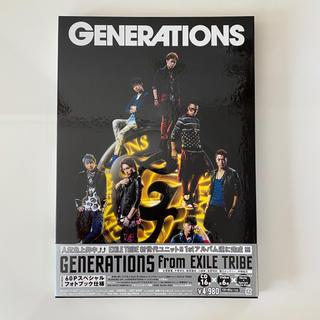 ジェネレーションズ(GENERATIONS)のGENERATIONS from EXILE TRIBE(Blu-ray Dis(ポップス/ロック(邦楽))