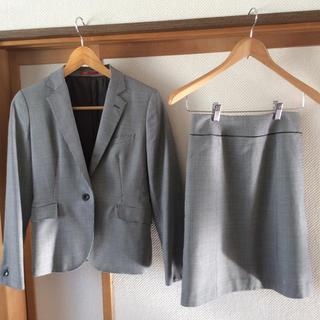 オリヒカ(ORIHICA)のスーツ ジャケット  オリヒカ  千鳥格子 美品(スーツ)