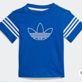 アディダス(adidas)の新品★アディダス キッズ Tシャツ 80★(Tシャツ)