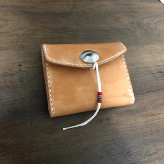 サドルレザー ミニウォレット (折り財布)