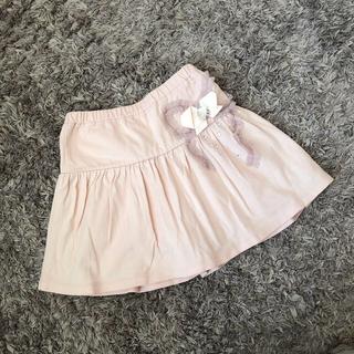 ジルスチュアートニューヨーク(JILLSTUART NEWYORK)の♡ジルスチュアートNY♡チュールリボンスカパン 110(スカート)