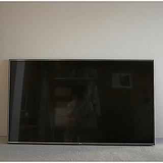 エルジーエレクトロニクス(LG Electronics)のLG 55UH6500 4K液晶テレビ 55V型 送料込み!(テレビ)