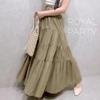 ロイヤルパーティー(ROYAL PARTY)のROYALPARTY♡ロング エイミー リップサービス リエンダ リゼクシー(ロングスカート)