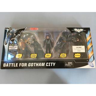 ディーシー(DC)のバットマン バットウーマン フィギュアセット(アメコミ)