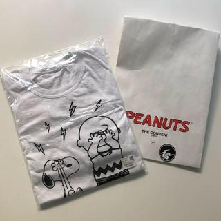 フラグメント(FRAGMENT)のpeanuts the conveni Ginza(Tシャツ/カットソー(七分/長袖))