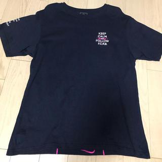 エフシーアールビー(F.C.R.B.)のFCRB 紺色 Tシャツ(Tシャツ(半袖/袖なし))