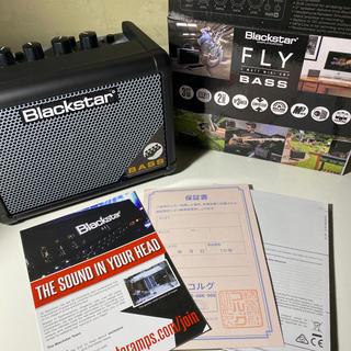 ほぼ新品 Blackstar FLY3 Bass Mini Amp(ベースアンプ)