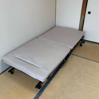 折りたたみベッド ファミリー・ライフ 折りたたみソファベッド シングル ベッド(ソファベッド)