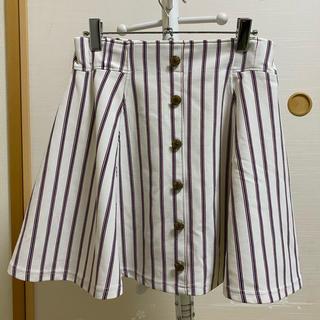 ピンクラテ(PINK-latte)のPINK latte スカート(ひざ丈スカート)