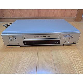 ミツビシ(三菱)のMITSUBISHI ビデオ デッキ レコーダー VHS HV-G3(その他)