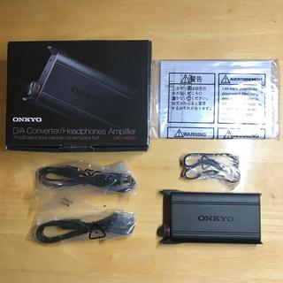 オンキヨー(ONKYO)のONKYO DAC-HA200(アンプ)