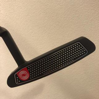 キャロウェイゴルフ(Callaway Golf)のパター左用 オデッセイO-WORKS ブラック #1タイプ34inch(クラブ)