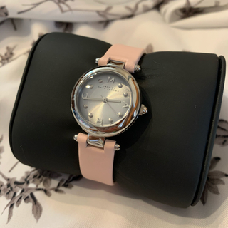 マークバイマークジェイコブス(MARC BY MARC JACOBS)のマークバイマークジェイコブス 腕時計 ピンク(腕時計)
