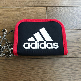 アディダス(adidas)のお買い得値下げ 新品未使用 アディダス 二つ折り財布(折り財布)