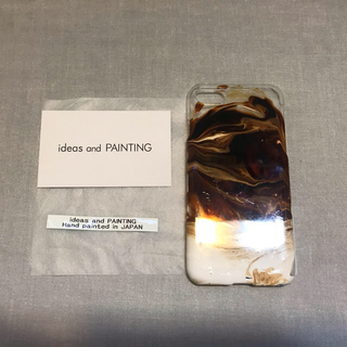 プラージュ(Plage)のplage 別注iPhone7ケース(iPhoneケース)