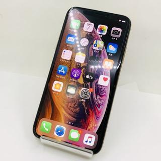 アイフォーン(iPhone)の極美品 SIMフリー iphone XS 256GB ゴールド 262(スマートフォン本体)