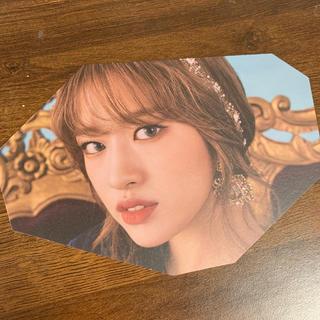 IZ*ONE 多角形カード(K-POP/アジア)