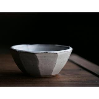 645 丹波立杭焼 俊彦窯 4寸面取小鉢 新品未使用 民藝 民芸 みんげい(食器)