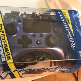 プレイステーション4(PlayStation4)のps4.ps3対応コントローラー『HORI PAD +』(その他)