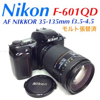 ニコン(Nikon)のニコン F-601QD/AF NIKKOR 35-135mm f3.5-4.5(フィルムカメラ)