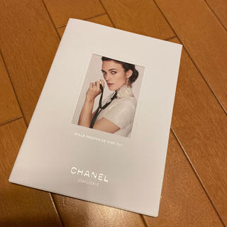シャネル(CHANEL)のCHANELファインジュエリーカタログ(ファッション)