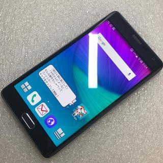 ギャラクシー(Galaxy)のドコモ S GALAXY Note Edge  SC-01G ブラック ジャンク(スマートフォン本体)
