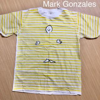 ビームスボーイ(BEAMS BOY)の【美品】MARK GONZALES  ボーダーTシャツ(Tシャツ(半袖/袖なし))