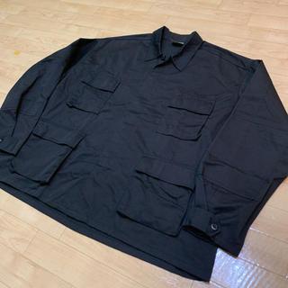 ROTHCO - ROTHCO ロスコ BDU ミリタリーシャツ 黒 XXL 超ビッグサイズ
