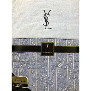 イヴサンローランボーテ(Yves Saint Laurent Beaute)のイヴサンローランYSL キルトケット(布団)