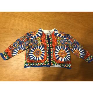 ドルチェアンドガッバーナ(DOLCE&GABBANA)のドルガバの子供服(ニット/セーター)
