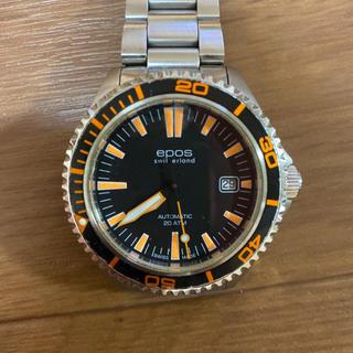 エポス(EPOS)のepos腕時計(腕時計(アナログ))