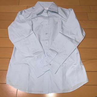 エル(ELLE)のELLE 長袖ワイシャツ(シャツ/ブラウス(長袖/七分))