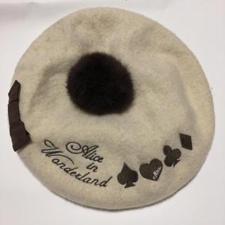 スイマー(SWIMMER)のスイマー ベレー帽(ハンチング/ベレー帽)
