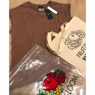 シップスフォーウィメン(SHIPS for women)のSHIPS WOMEN ロゴトップス(Tシャツ(半袖/袖なし))