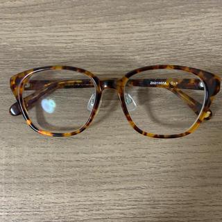 ゾフ(Zoff)の【もぐら様専用】三戸なつめさんデザインメガネ(サングラス/メガネ)